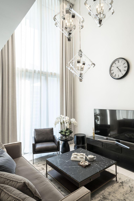 Serenity Sky Villas – Duplex Apartment