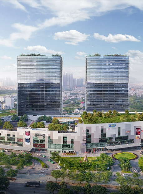 V Plaza Towers