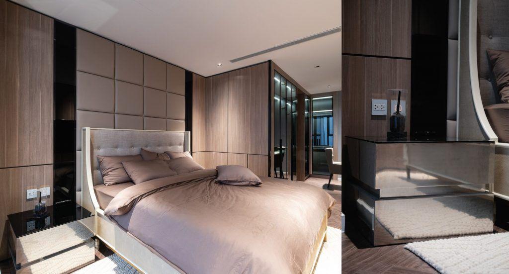 nội thất phòng ngủ căn hộ chung cư